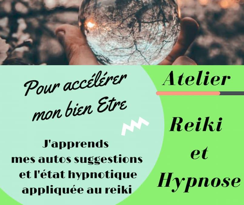 Atelier Reiki et Hypnose